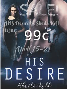 HIS Desire cover sale